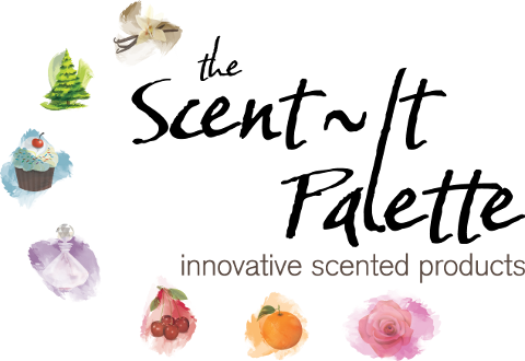 the Scent-It Palette - Scent Marketing Experts and Leaders in the Fragrance Sampling Industry